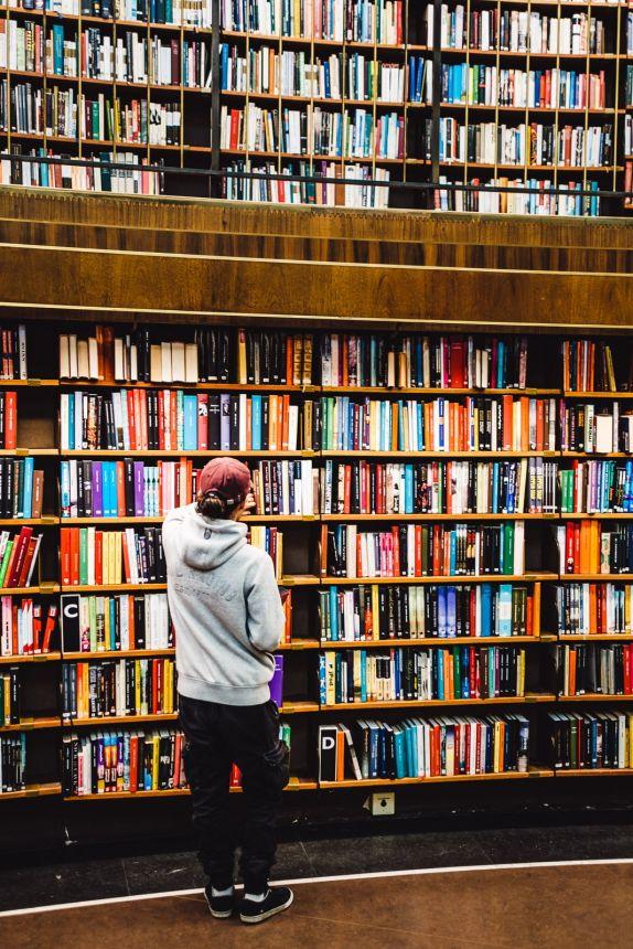 Stockholm Library Reader