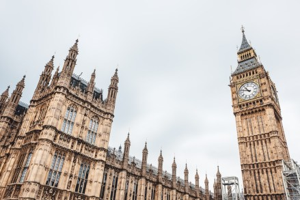 London Itinerary Big Ben and Palace of Westminster