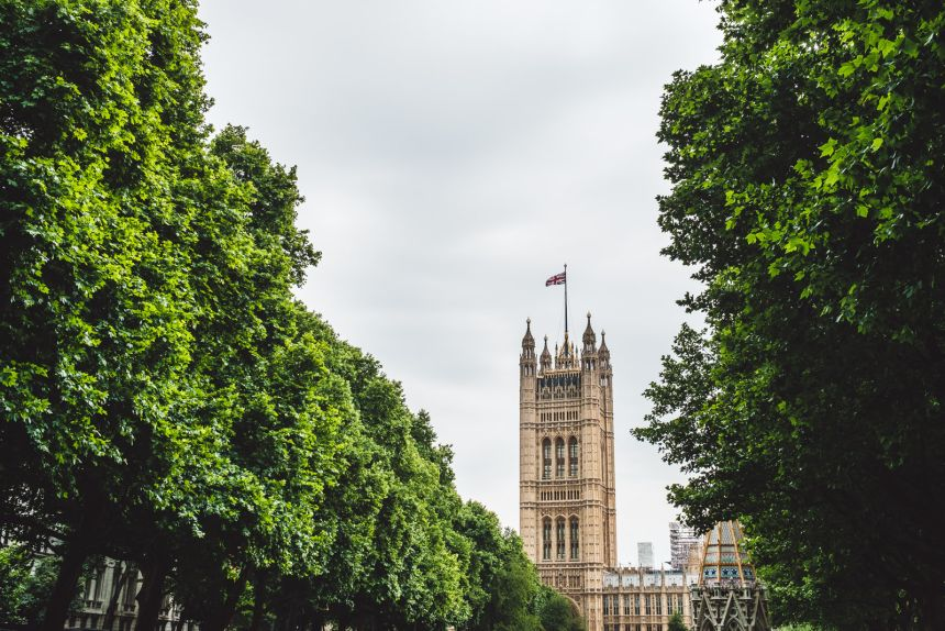 London Itinerary Houses of Parliment in Westminster