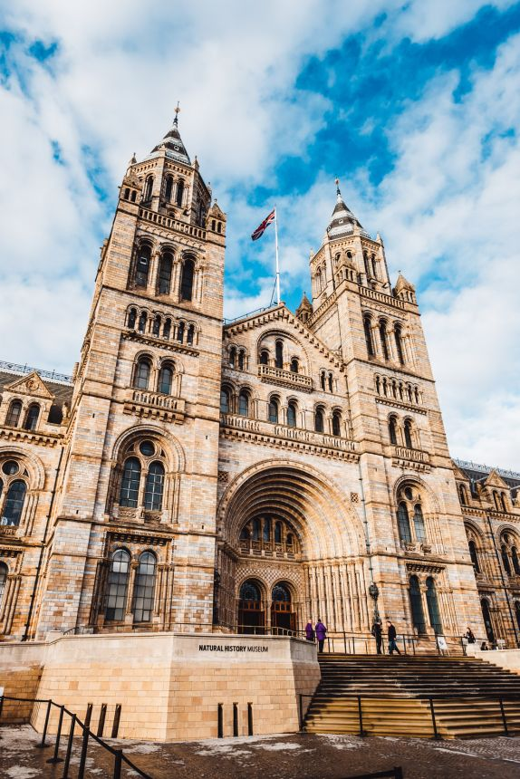 London Itinerary Natural History Museum