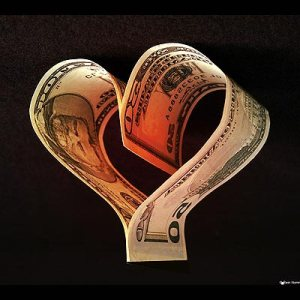 Love for money