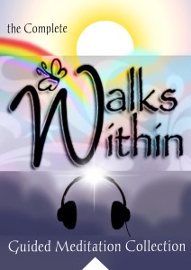 Walks within complete collection of guided meditation