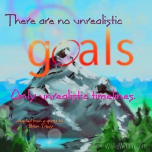 goals timelines
