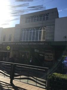 Fence - Church Street - Parramatta