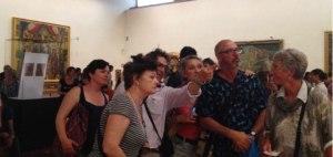 Painting workshop Tuscany Italy