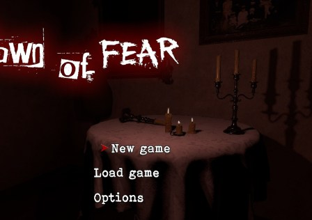 walkthrough of the horror Dawn of Fear