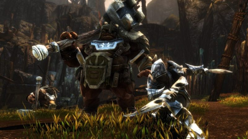 Kingdoms of Amalur: Re-Reckoning The Teeth of Naros