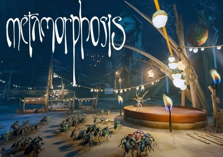 Walkthrough Metamorphosis
