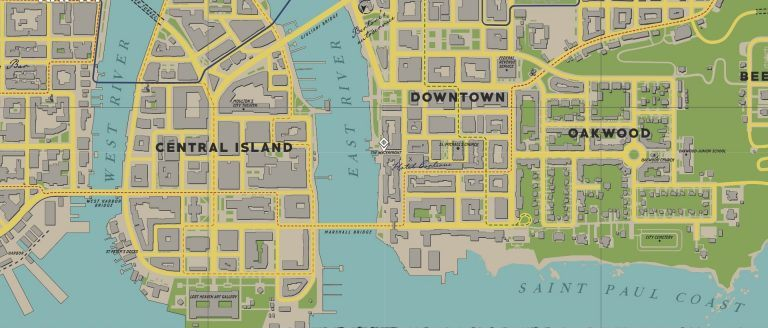 Locations All Cars in Mafia: Definitive Edition