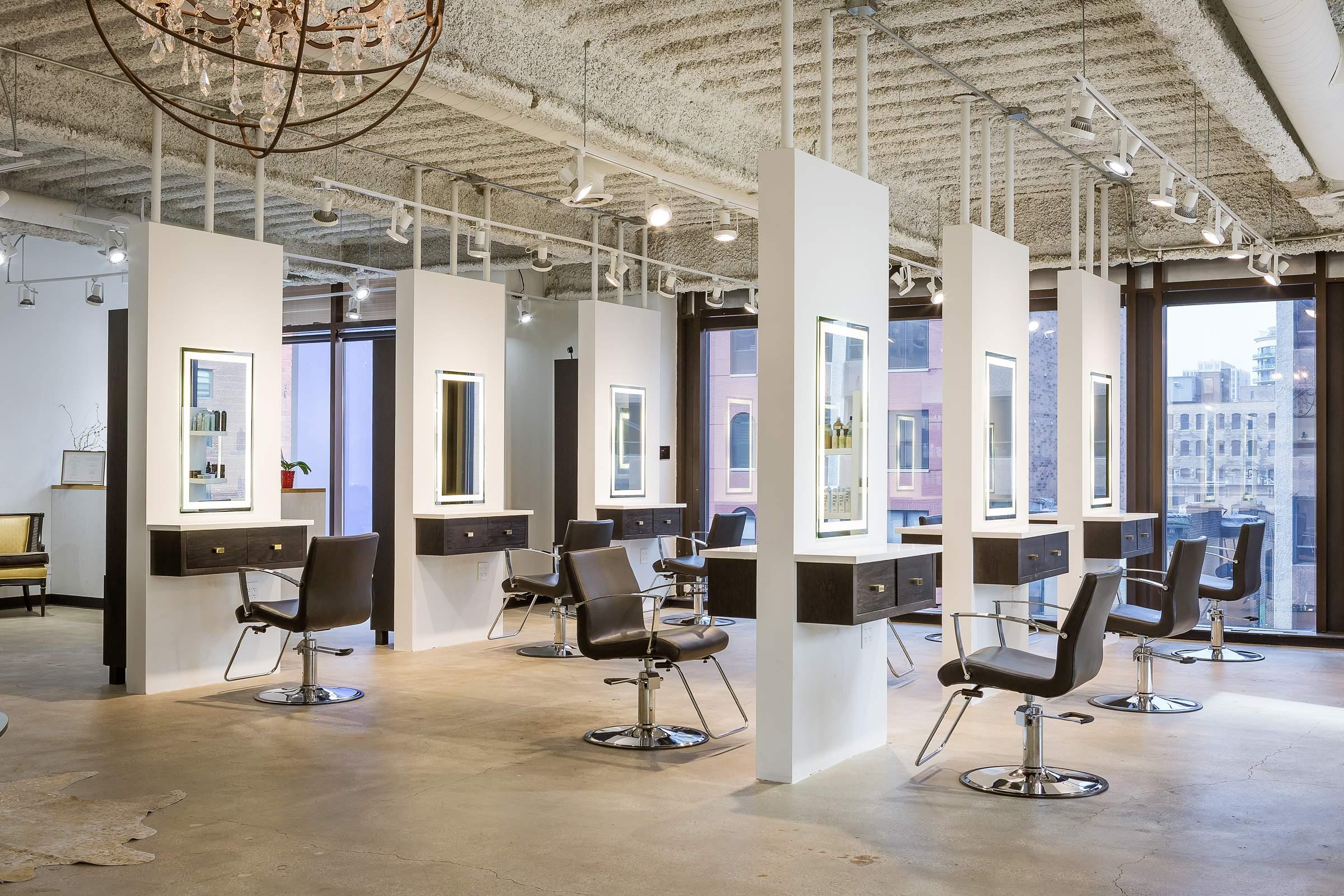 Arsova Salon Top Downtown Chicago Area Beauty Salon