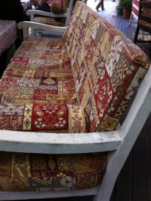 Turkish Ethnic design furnishing