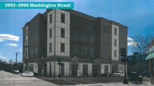 3992-3996 Washington Street Rendering
