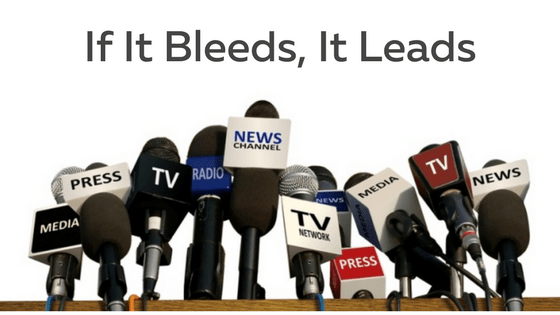 """Why """"If It Bleeds, It Leads"""" Always Tops Your Feed 