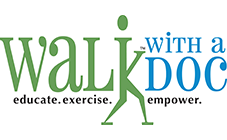 Walk with a Doc logo