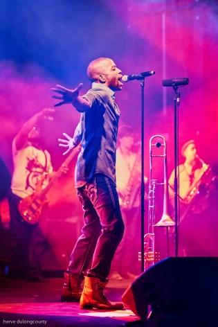 Trombone Shorty - Festival de Thau 2014