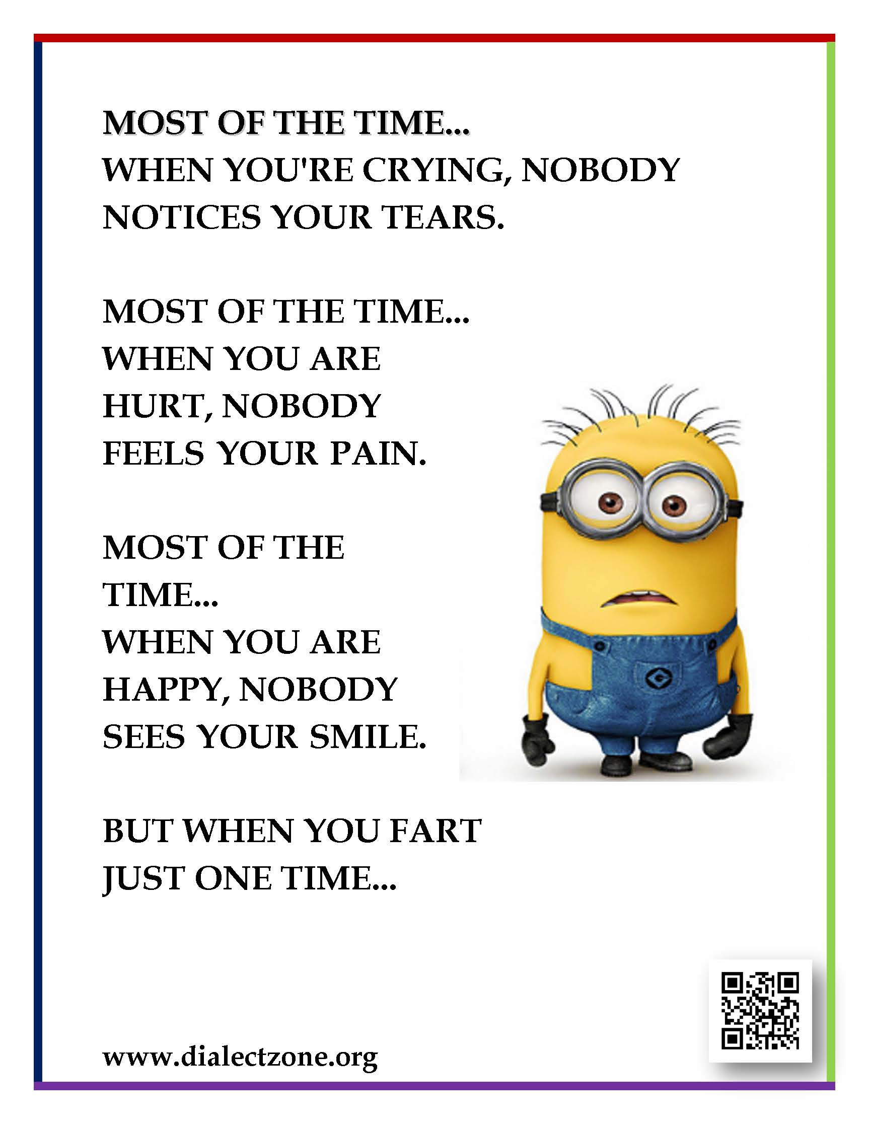 The Truth About Feelings