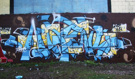 Nask graffiti