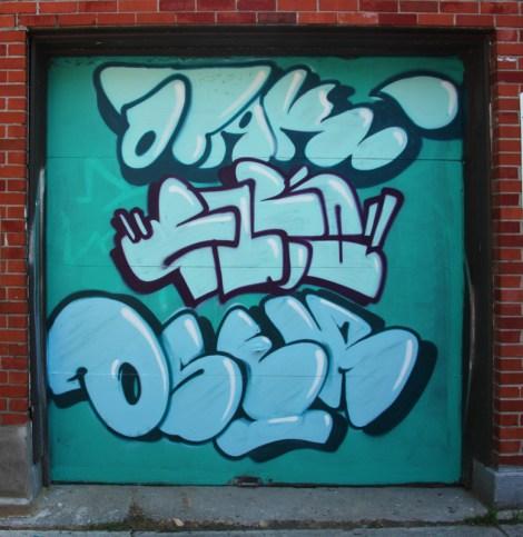 Otak, Fleo and Dodo Ose in St-Henri