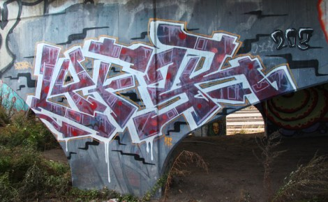 Lyfer under Bercy overpass