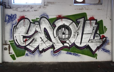Snok found in the abandoned Transco