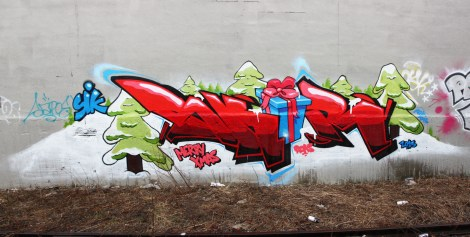 Skor piece in Ville St-Laurent