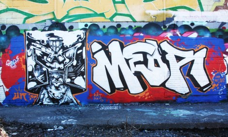 Meor piece found in Rosemont