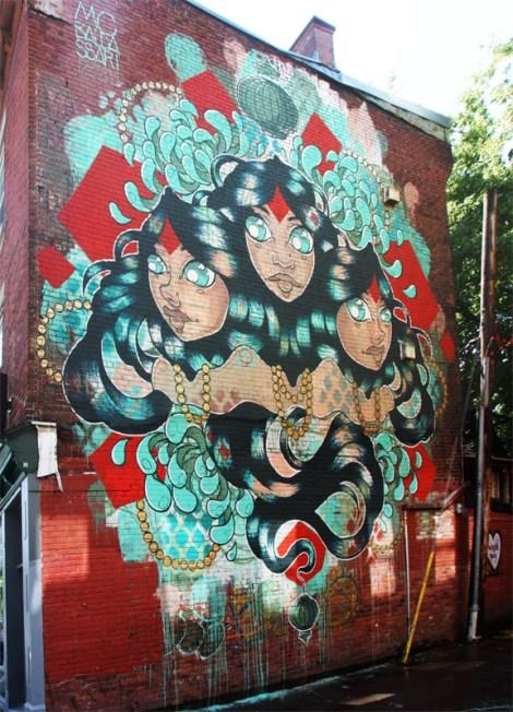 MC Baldassari's contribution to the 2015 edition of Mural Festival