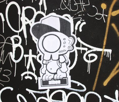 Paste-up by Alboe