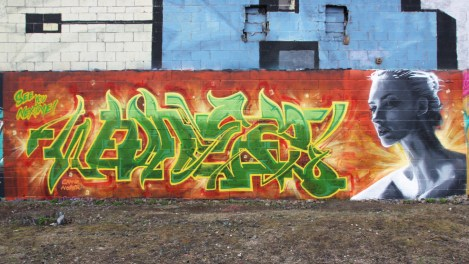Wonez (letters) and Rouks (character) in Rosemont