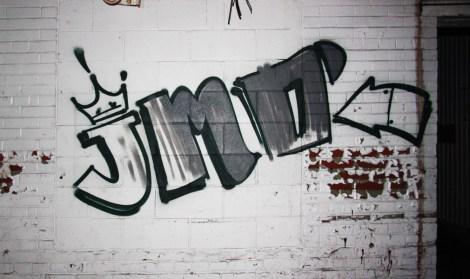 Jmoe in the abandoned Transco