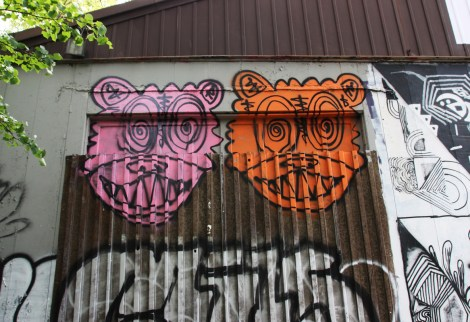 Two by Le Renard Fou in Mile End