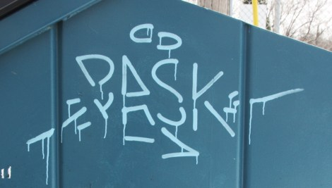 tag by Pask in Rosemont