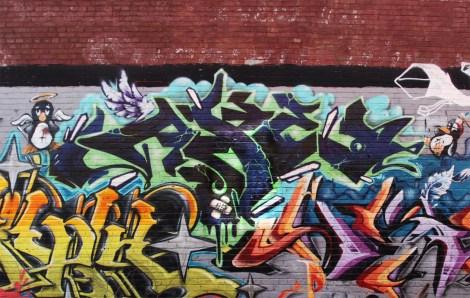 Axe in Hochelaga alley