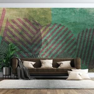 Olive Wallpaper Carta da Parati