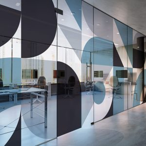 Plaster Glasswall