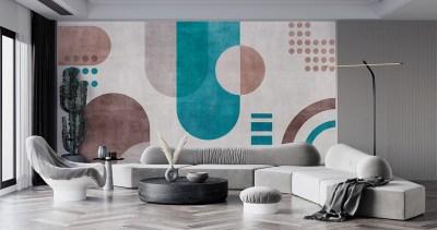 Arcs Wallpaper