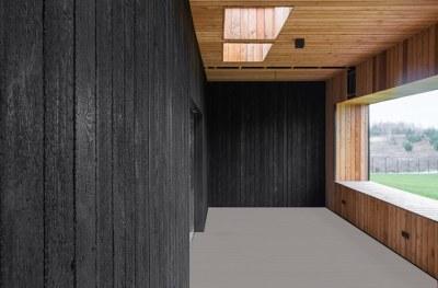 Firewood Concretewall