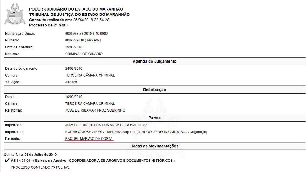 Carlos do Remédio é casado com a estelionatária Raquel Marvão da Costa,