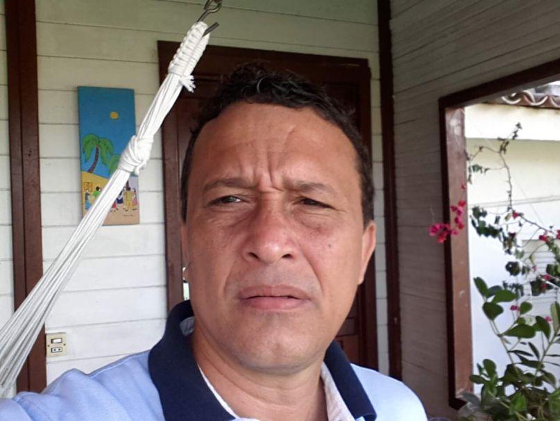 Vereador Sandro Marinho