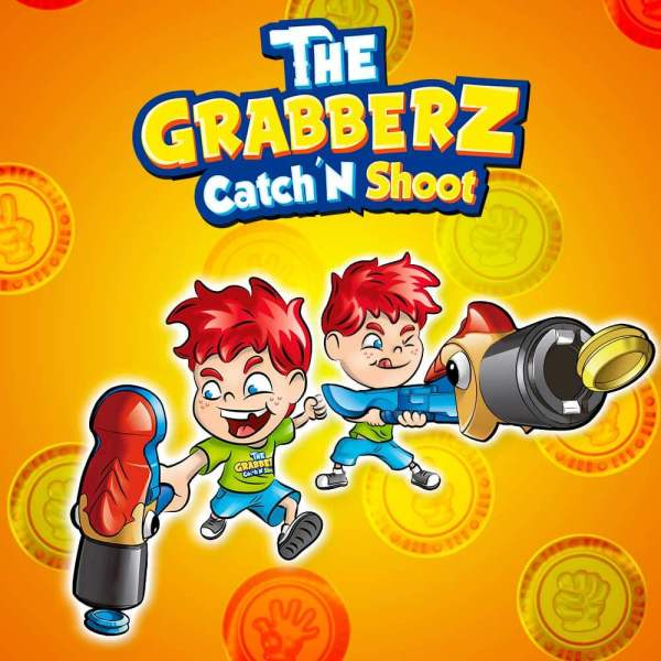 The Grabberz logo de Wallatoys