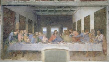 L'Ultima Cena - Chiesa di Santa Maria delle Grazie -1495–1498