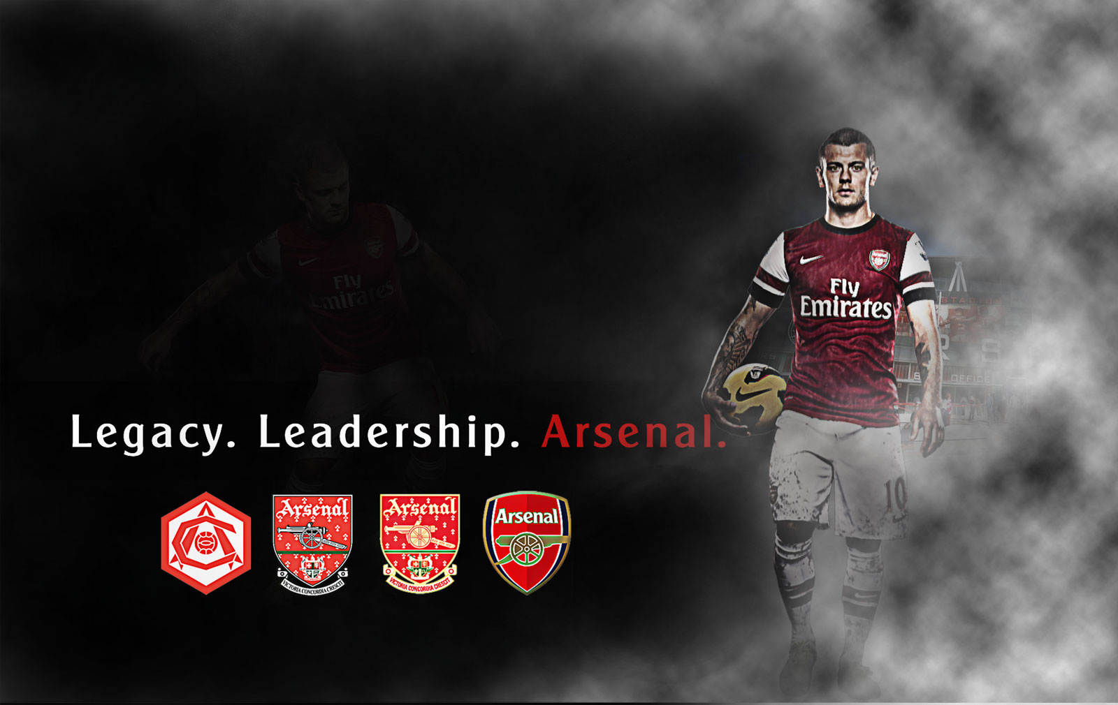arsenal wallpaper wild country fine arts