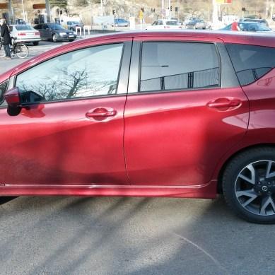 Wallenrud testar: Nya Nissan Note