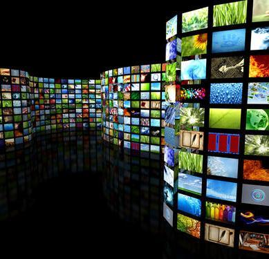 En tv som är tunnare än 1 mm