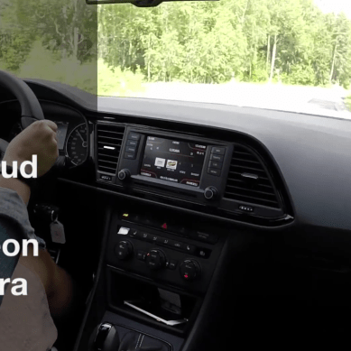 Wallenrud testar: Seat Leon ST Cupra (video)