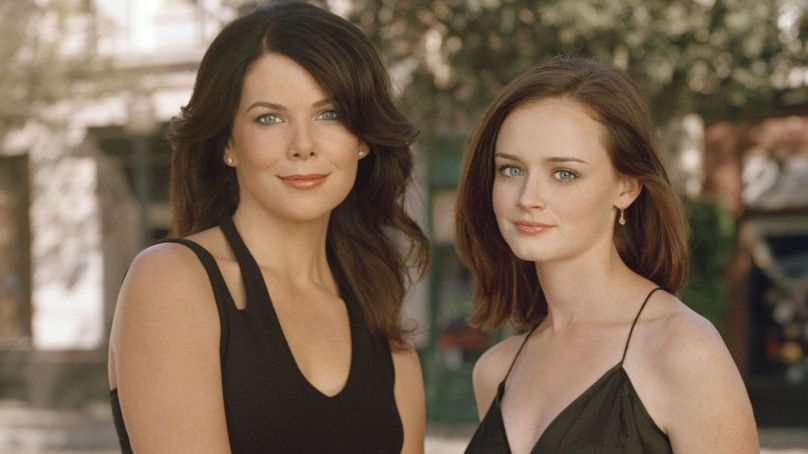 ÄLSKA GILMORE GIRLS