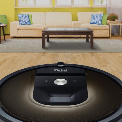WALLENRUD TESTAR: iRobot Roomba® 980