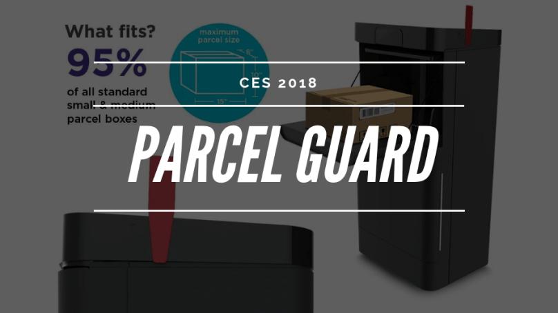 Danby Parcel Guard – smart brevlåda