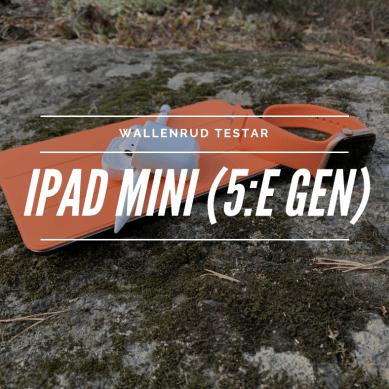 iPad Mini och Apple Pencil = 🧡