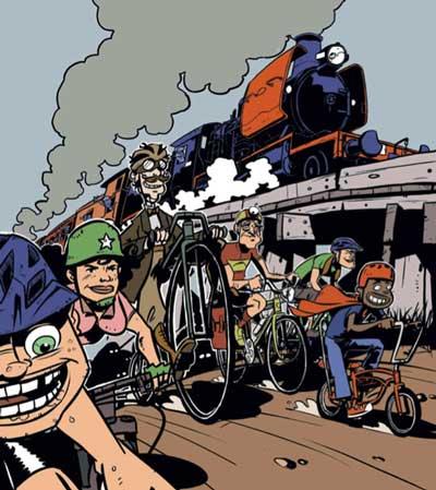 Great Train Race